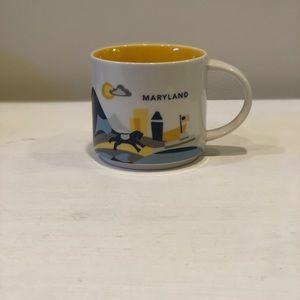 Maryland Starbucks Mug